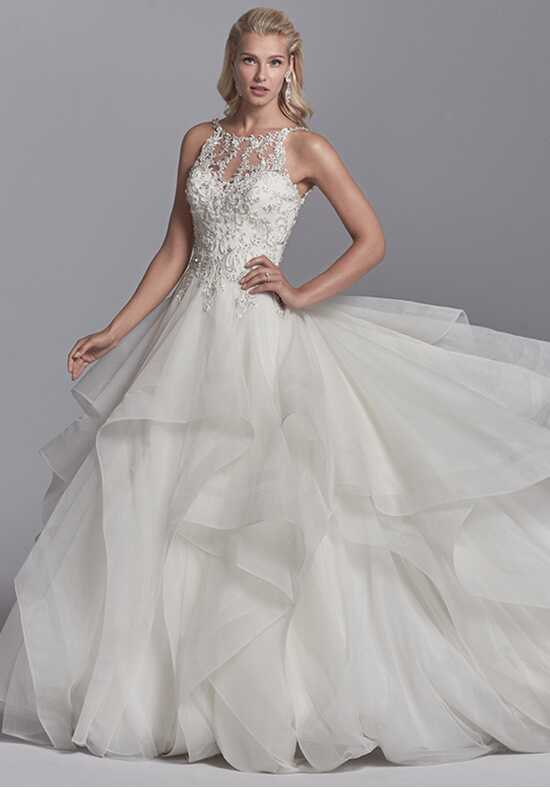 Sottero and Midgley Murphy Ball Gown Wedding Dress