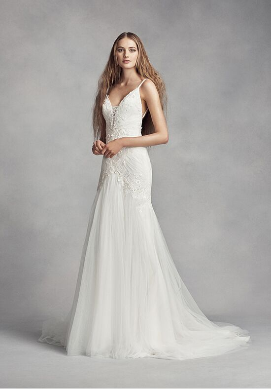 White By Vera Style Vw351369 Mermaid Wedding Dress