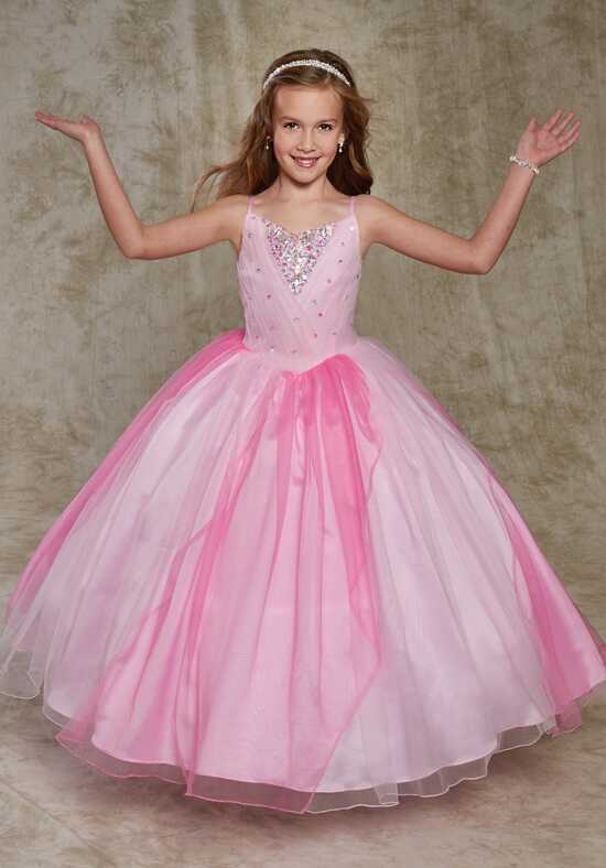 Cupids by Mary's F523 Flower Girl Dress photo