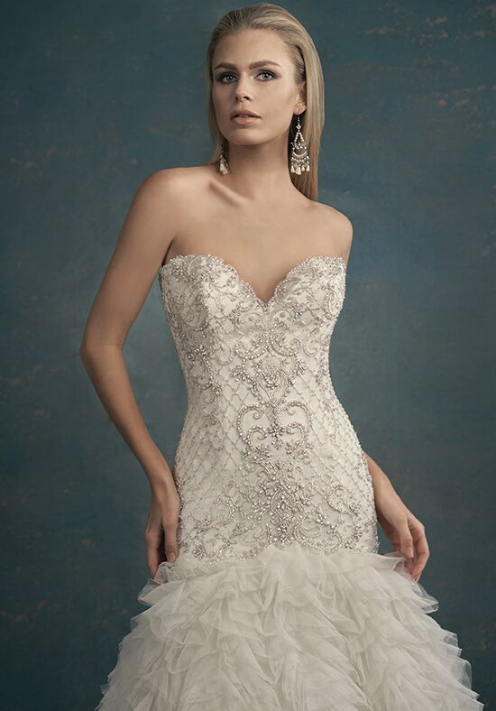 Jasmine Couture T192061 Mermaid Wedding Dress
