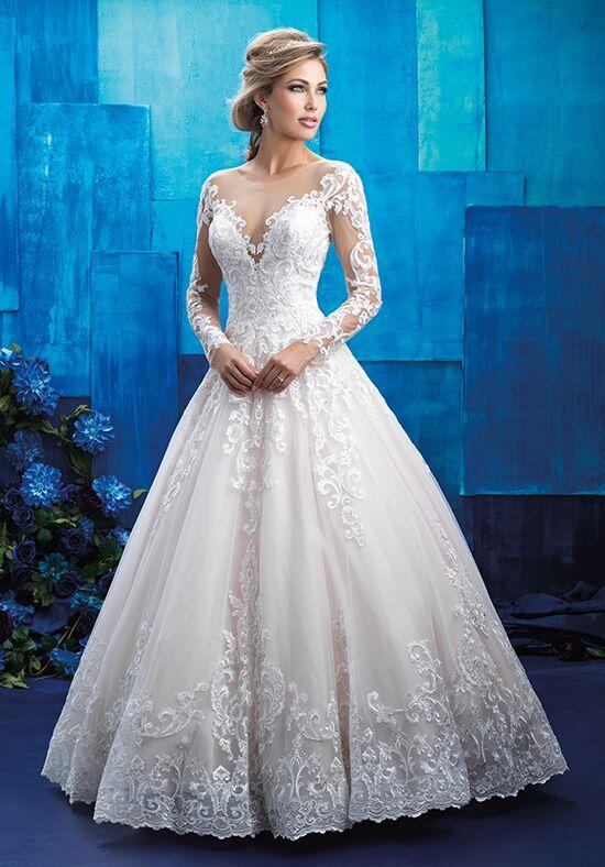 Allure Bridals 9411 Wedding Dress - The Knot