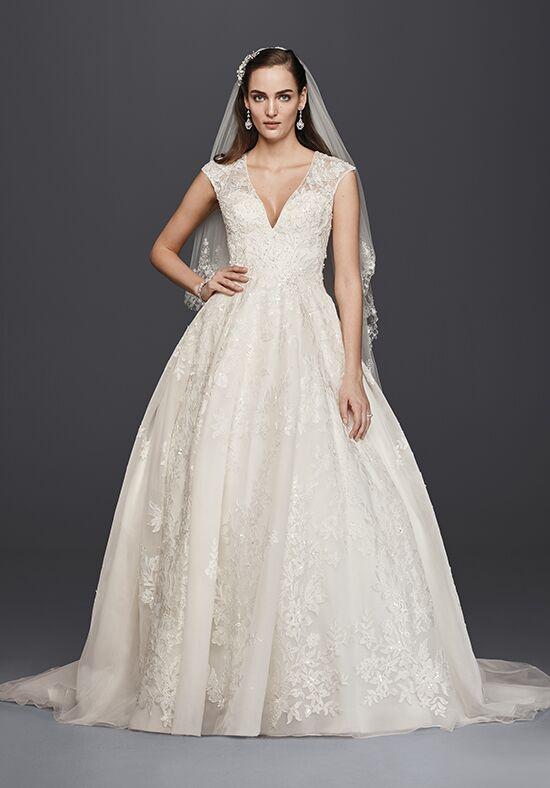 Oleg Cassini At Davids Bridal Oleg Cassini Style CWG748 Wedding - David Bridals Wedding Dresses