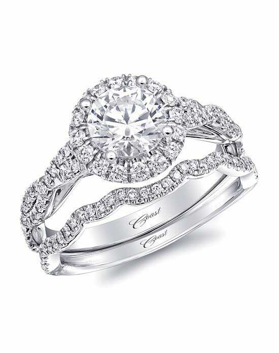 Coast Diamond Charisma Collection - LC5451 & WC5451 Engagement Ring photo