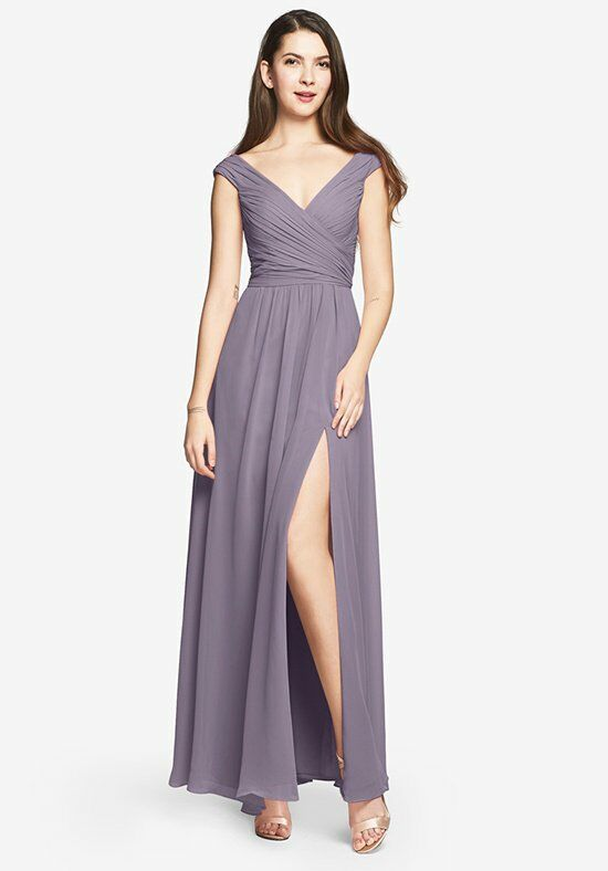 Gather & Gown Elizabeth Gown V-Neck Bridesmaid Dress