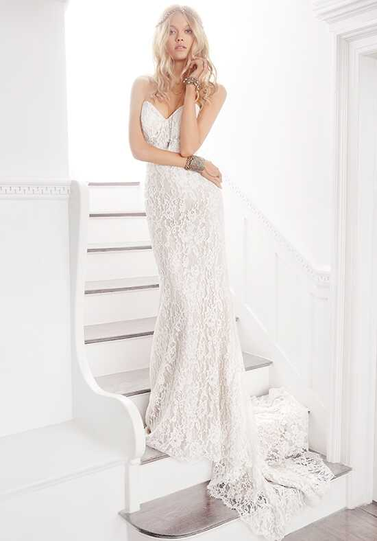 Ti Adora By Alvina Valenta 7607 Sheath Wedding Dress