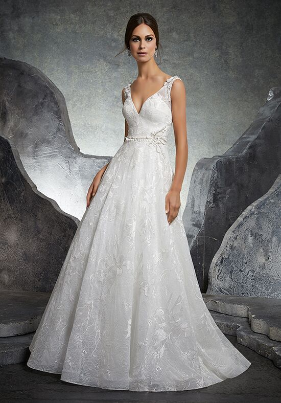 Morilee by Madeline Gardner/Blu Kalista/ 5614 A-Line Wedding Dress