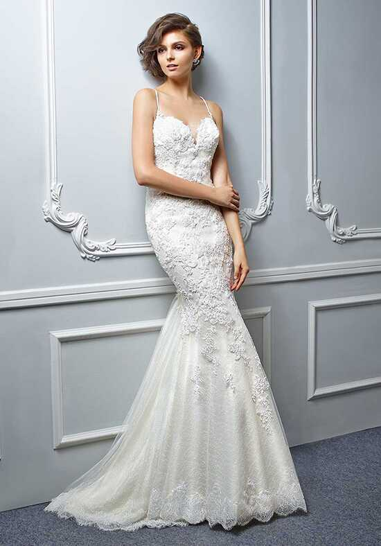 Beautiful BT17-17 Mermaid Wedding Dress