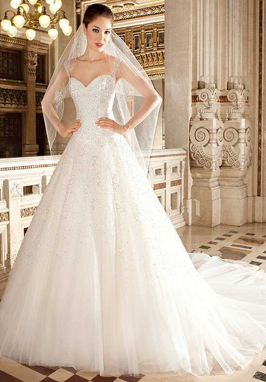Demetrios 570 Wedding Dress photo
