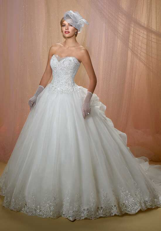1 Wedding by Mary's Bridal 6479 Ball Gown Wedding Dress