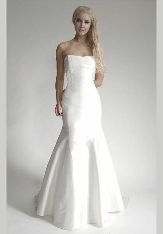 Elizabeth St. John Lucy Mermaid Wedding Dress