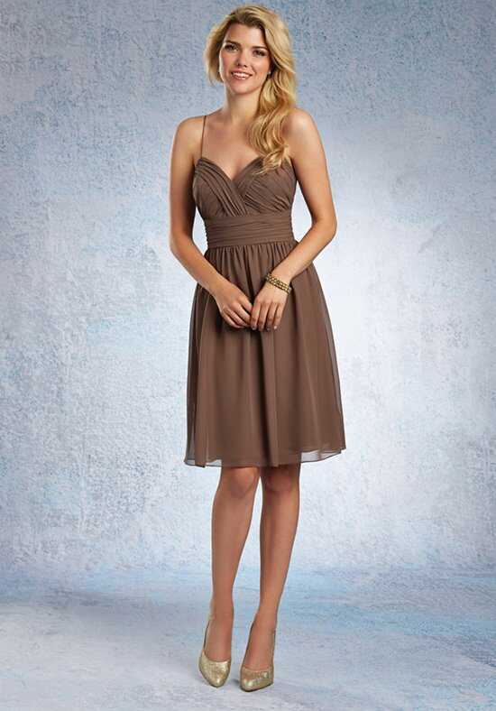 Alfred Angelo Signature Bridesmaids Collection 7323S Bridesmaid Dress photo