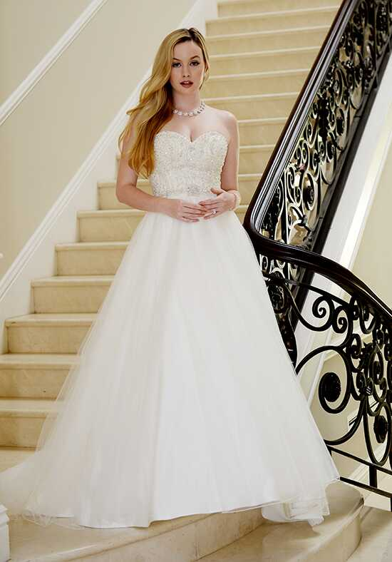 Venus Bridal VE8376 Ball Gown Wedding Dress