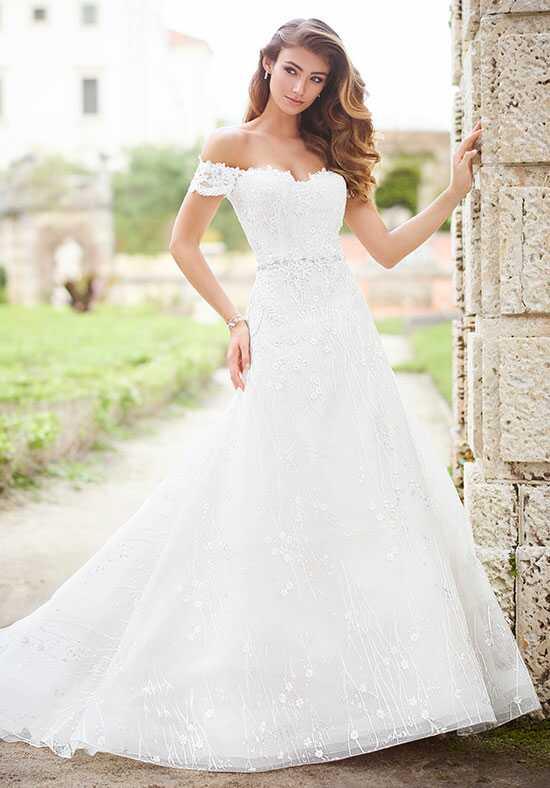 Ball gown wedding dresses martin thornburg a mon cheri collection junglespirit Gallery