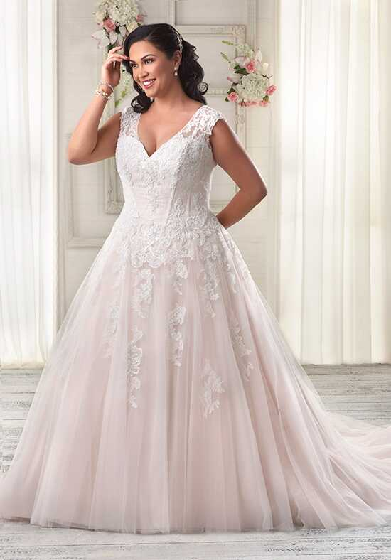 Unforgettable by Bonny Bridal 1605 Wedding Dress