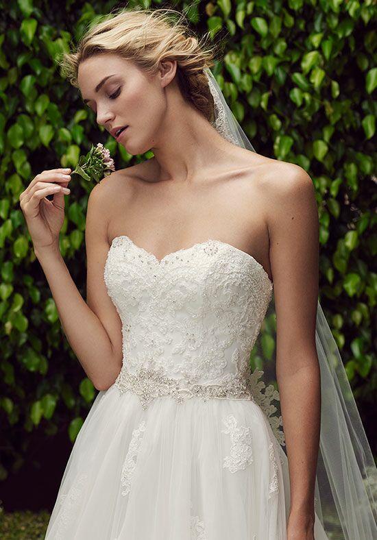 Casablanca Bridal 2229 Cherry Blossom Wedding Dress - The Knot