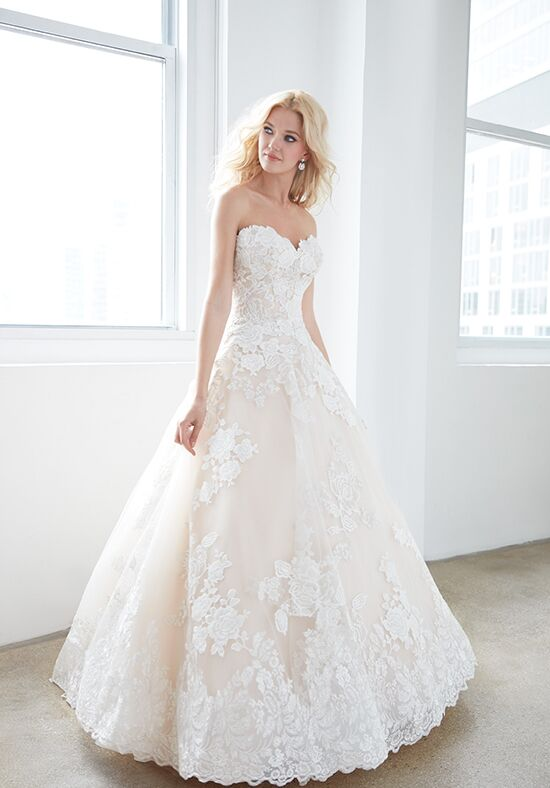 Madison James MJ354 Ball Gown Wedding Dress