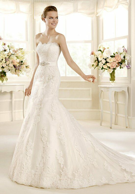 La sposa maya wedding dress the knot for How do you preserve a wedding dress