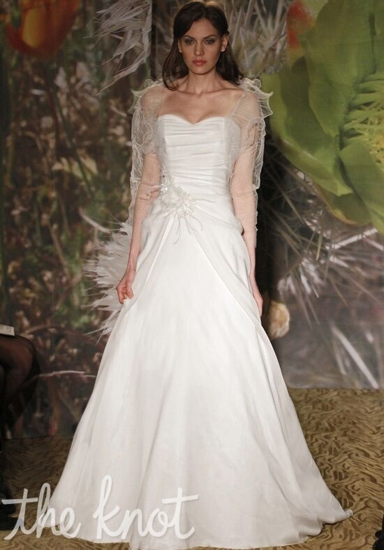 Jenny Lee 1211 Mermaid Wedding Dress