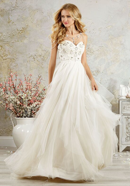Alfred Angelo Modern Vintage Bridal Collection 5000 Wedding Dress ...