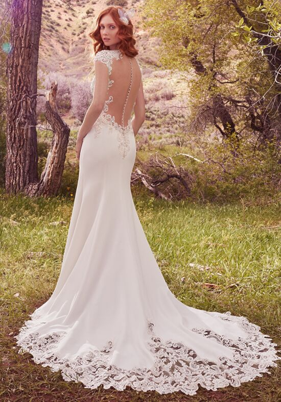 Maggie Sottero Odette Wedding Dress The Knot