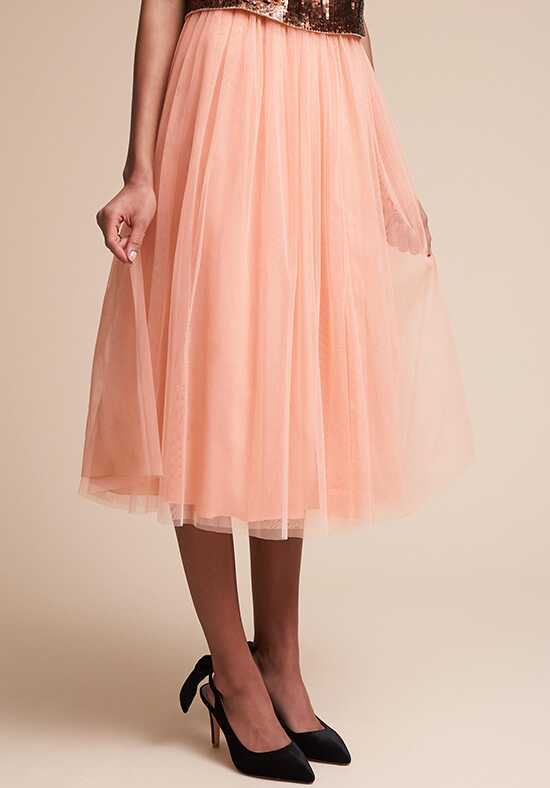 BHLDN (Bridesmaids) Leena Skirt Scoop Bridesmaid Dress