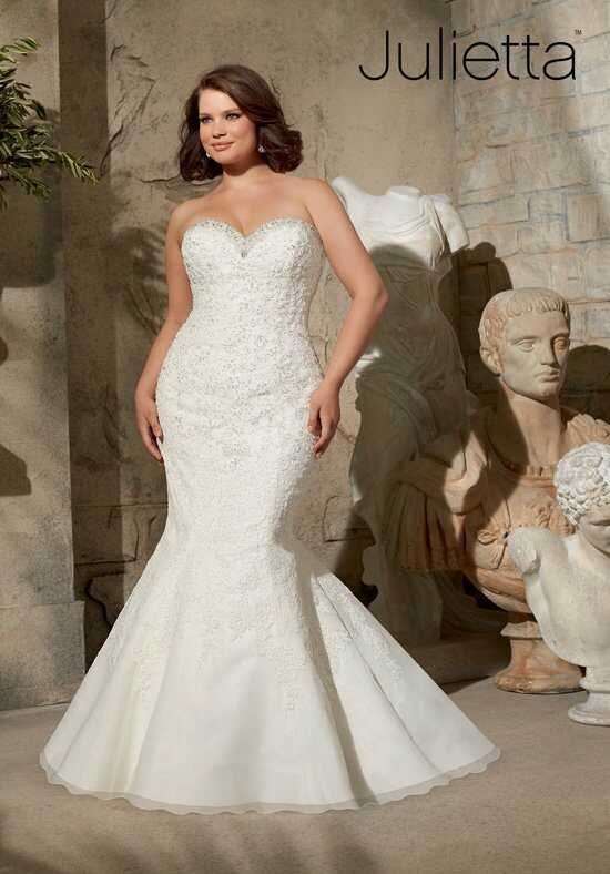 Julietta by Madeline Gardner 3174 Wedding Dress photo