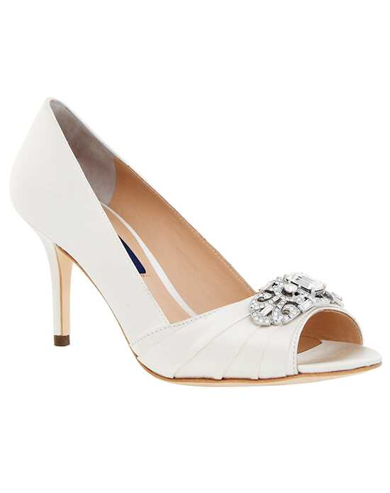 Nina Bridal Wedding Accessories Verity_Ivory Ivory Shoe