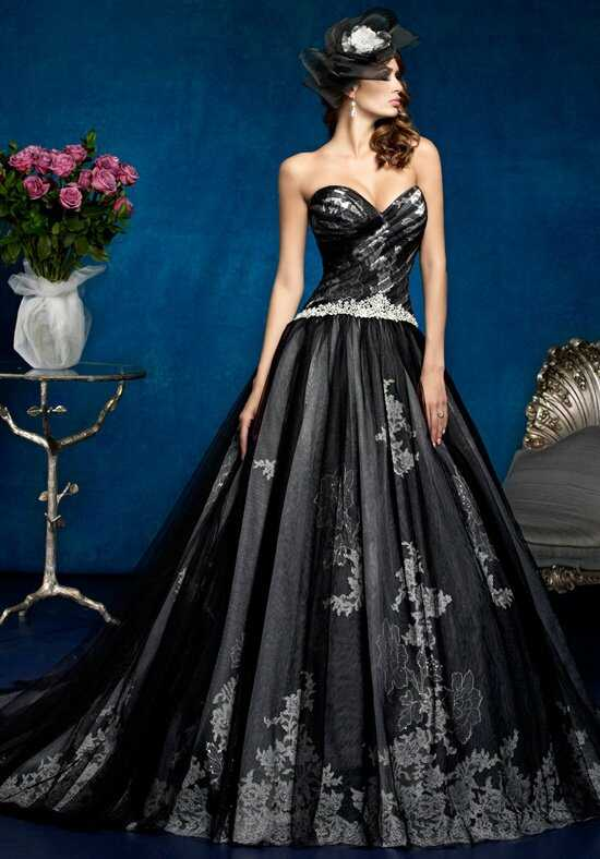 KITTYCHEN Couture VANESSA, H1338 Ball Gown Wedding Dress