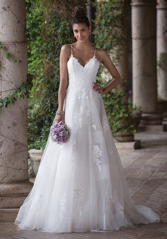 Sincerity Bridal 4017 A-Line Wedding Dress