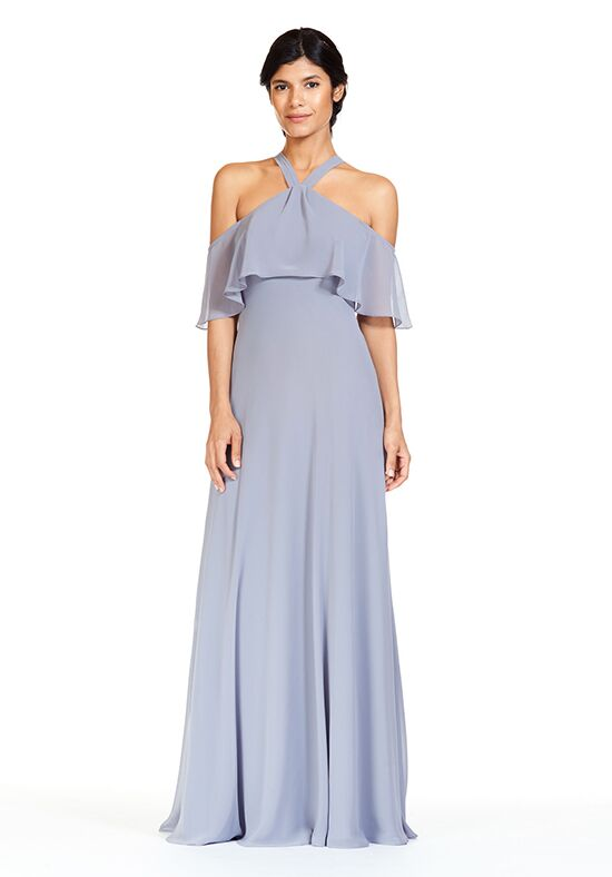 Bari Jay Bridesmaids 1829 Off the Shoulder Bridesmaid Dress