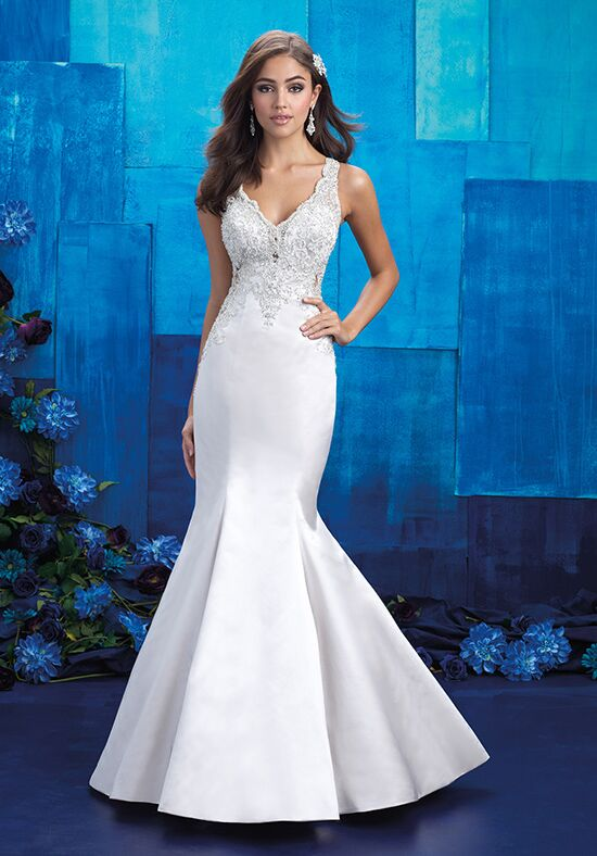 Allure Bridals 9402 Mermaid Wedding Dress