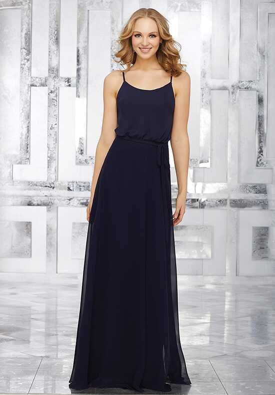 Morilee by Madeline Gardner Bridesmaids Style 21536 Scoop Bridesmaid Dress