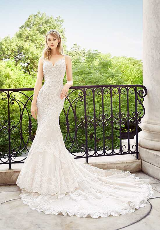 Val Stefani IRIS | D8124 Mermaid Wedding Dress