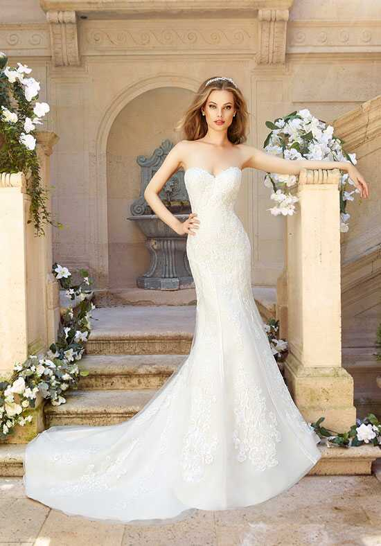 Moonlight Collection J6472 Wedding Dress photo