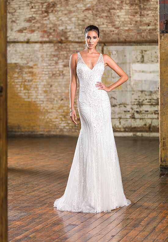Justin Alexander Signature 9839 Mermaid Wedding Dress