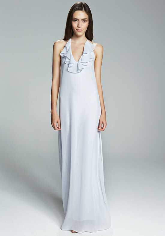 Nouvelle Amsale Bridesmaids Daryl Halter Bridesmaid Dress