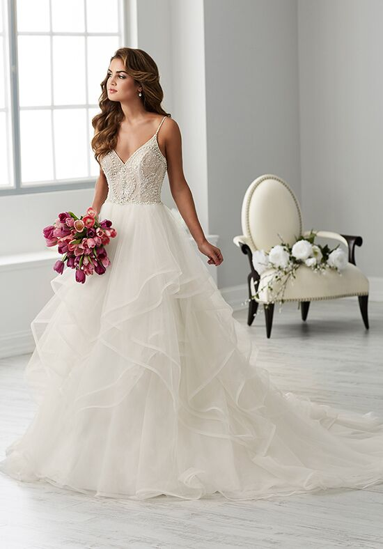 Christina Wu 15672 A-Line Wedding Dress