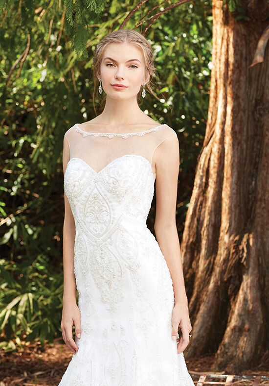 Casablanca bridal style 2274 lavender wedding dress the knot casablanca bridal style 2274 lavender mermaid wedding dress junglespirit Choice Image