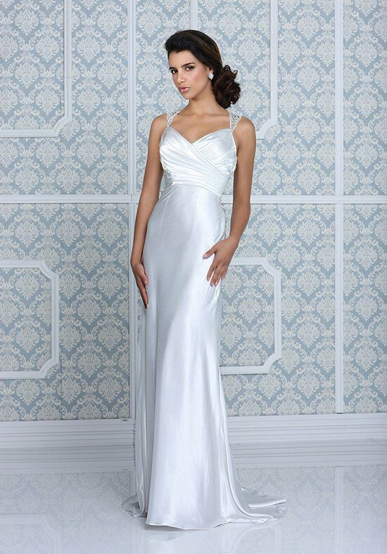 Impression Destiny 11708 Sheath Wedding Dress