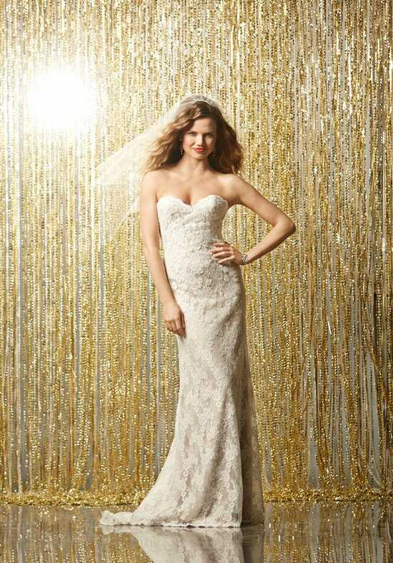 Wtoo Brides ISIS-11525 Sheath Wedding Dress