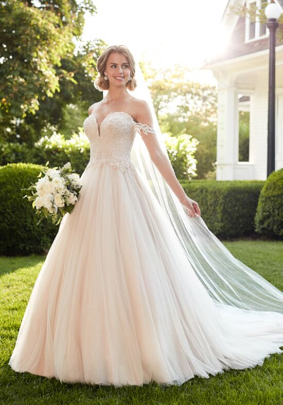 Martina Liana 941 Ball Gown Wedding Dress