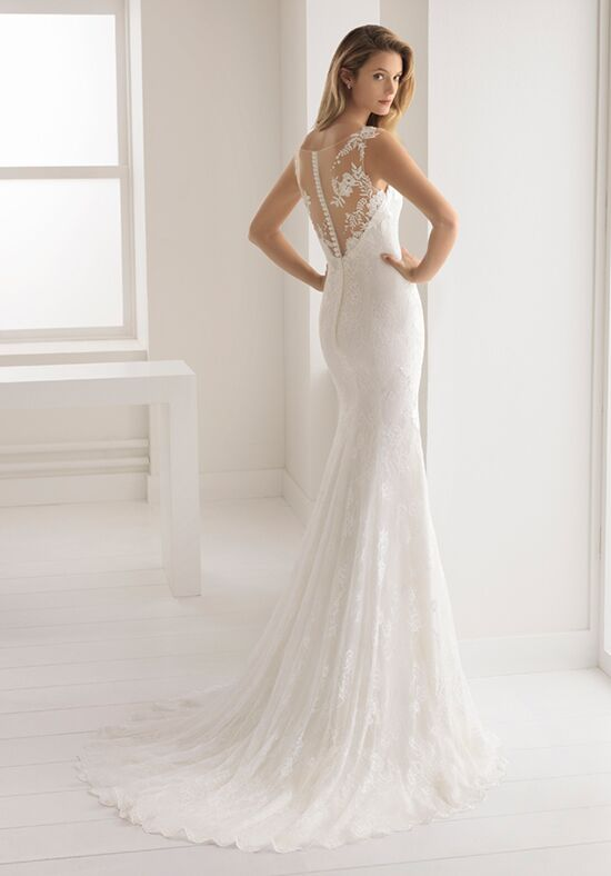 Aire Barcelona BULERIA Mermaid Wedding Dress