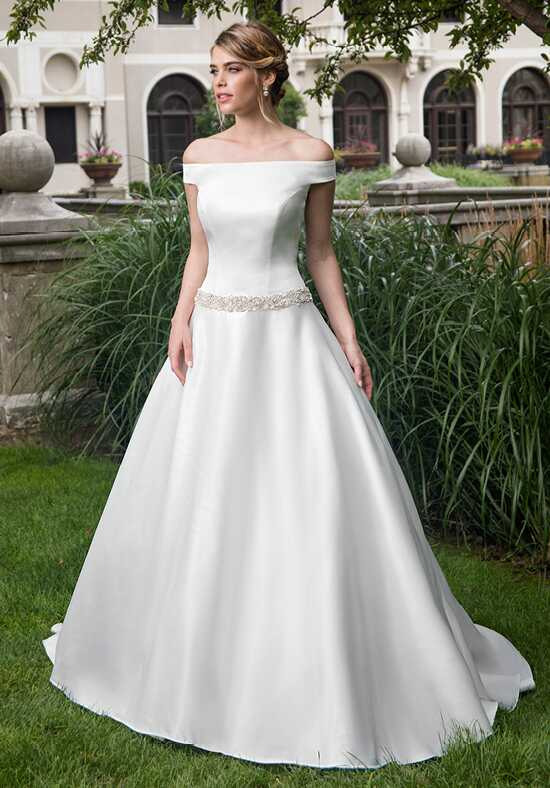 Mary's Bridal Moda Bella MB2009 Ball Gown Wedding Dress