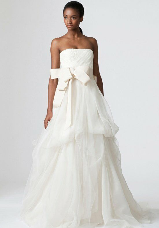 The Nordstrom Wedding Suite Vera Wang - Dinah Wedding Dress - The Knot
