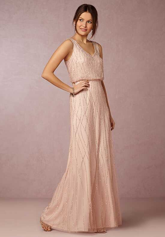 BHLDN (Bridesmaids) Brooklyn-Pink Bridesmaid Dress