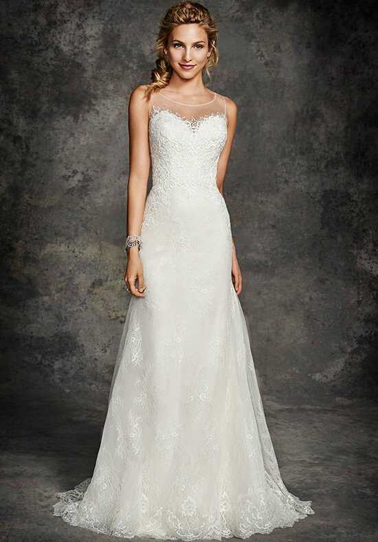 ella rosa be252 mermaid wedding dress