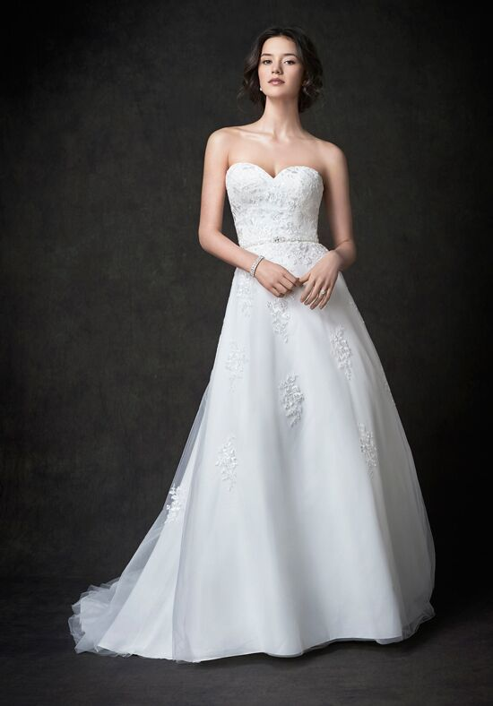 Kenneth Winston: Gallery Collection GA2271 Ball Gown Wedding Dress