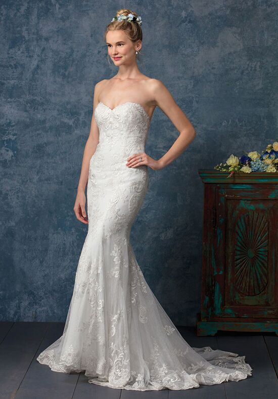 Beloved by Casablanca Bridal BL244 Lapis Mermaid Wedding Dress