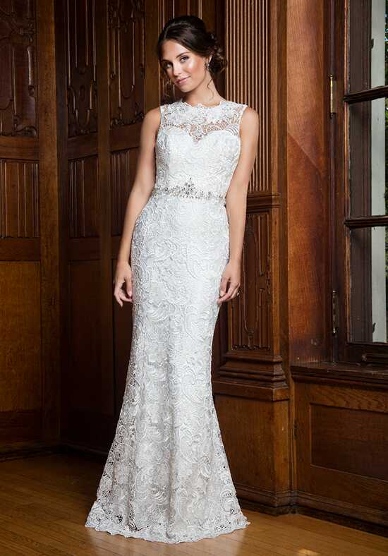 Mary's Bridal MB1012 Sheath Wedding Dress