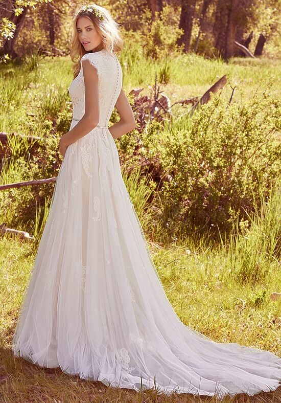 Lds Wedding Dress Stores In Utah : Maggie sottero ashley wedding dress the knot